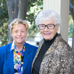Noni Patchett and Eunice Johnson